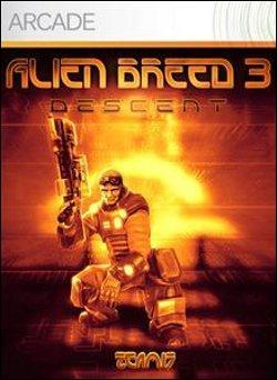 Alien Breed 3: Descent (Xbox 360 Arcade) by Microsoft Box Art
