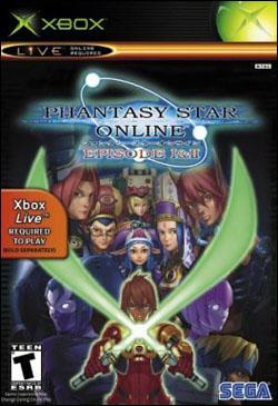 Phantasy Star Online - Episode 1 and 2 (Xbox) by Sega Box Art