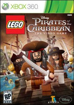 LEGO Pirates of the Caribbean (Xbox 360) by Disney Interactive / Buena Vista Interactive Box Art