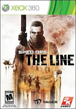 Spec Ops: The Line (Xbox 360) by 2K Games Box Art
