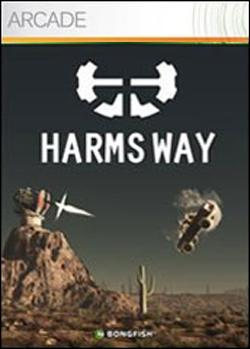 Harms Way (Xbox 360 Arcade) by Microsoft Box Art