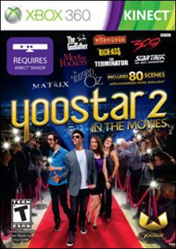 Yoostar2 (Xbox 360) by Microsoft Box Art