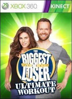 The Biggest Loser: Ultimate Workout (Xbox 360) by Microsoft Box Art