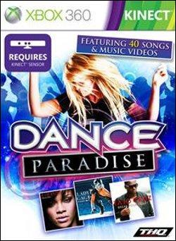 Dance Paradise (Xbox 360) by THQ Box Art