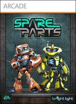 Spare Parts (Xbox 360 Arcade) by Microsoft Box Art