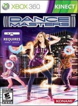 Dance Masters (Xbox 360) by Konami Box Art