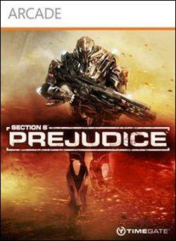 Section 8: Prejudice (Xbox 360 Arcade) by Microsoft Box Art