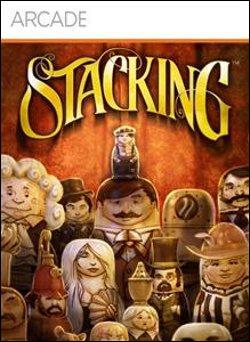 Stacking (Xbox 360 Arcade) by Microsoft Box Art