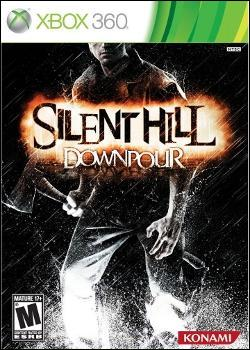 Silent Hill: Downpour (Xbox 360) by Konami Box Art