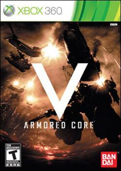 Armored Core 5 Box art