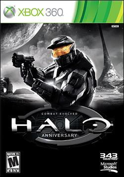 Halo: Combat Evolved Anniversary Box art