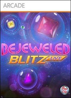 Bejeweled Blitz LIVE  (Xbox 360 Arcade) by Microsoft Box Art