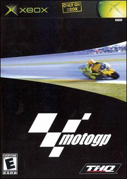 MotoGP Box art
