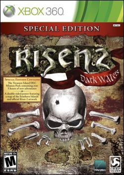 Risen 2: Dark Waters  (Xbox 360) by Microsoft Box Art
