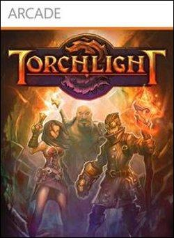 Torchlight Box art