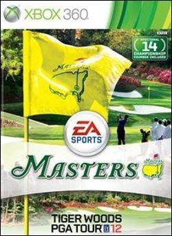 Tiger Woods PGA Tour 12 Box art