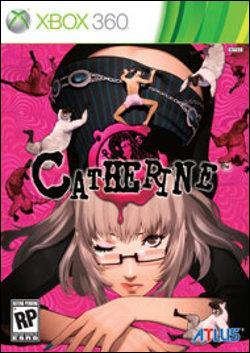 Catherine (Xbox 360) by Atlus USA Box Art
