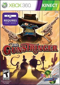 Gunstringer, The Box art