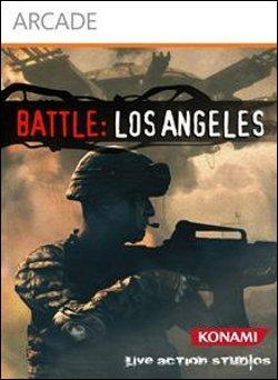 Battle: Los Angeles (Xbox 360 Arcade) by Electronic Arts Box Art