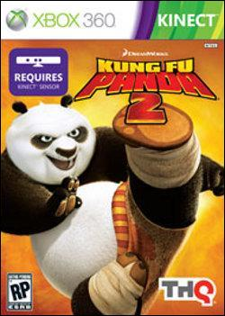 Kung Fu Panda 2 (Xbox 360) by THQ Box Art