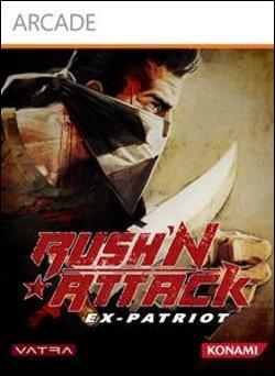 Rush'N Attack: Ex-Patriot Box art