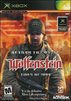 Return to Castle Wolfenstein: Tides of War (Xbox) by Activision Box Art