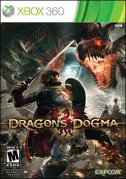 Dragon's Dogma (Xbox 360) by Capcom Box Art