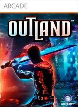 Outland (Xbox 360 Arcade) by Microsoft Box Art