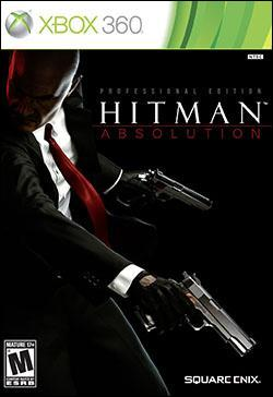 Hitman: Absolution (Xbox 360) by Square Enix Box Art