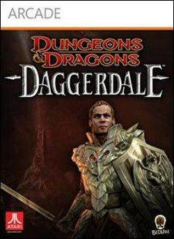 Dungeons & Dragons: Daggerdale (Xbox 360 Arcade) by Microsoft Box Art