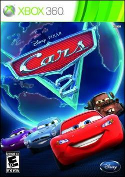 Cars 2: The Video Game Box art