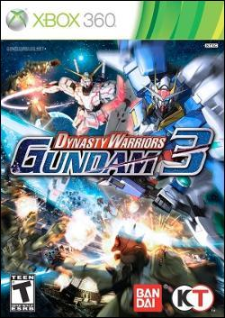 Dynasty Warriors: Gundam 3 (Xbox 360) by Tecmo Inc. Box Art