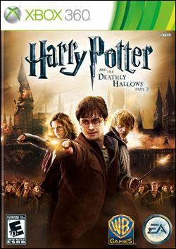 Harry Potter and the Deathly Hallows Part 2 (Xbox 360) by Electronic Arts Box Art