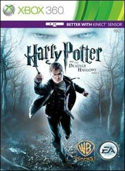 Harry Potter and the Deathly Hallows Part 1 (Xbox 360) by Electronic Arts Box Art