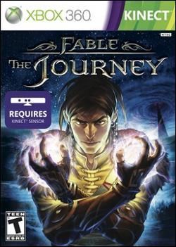 Fable: The Journey (Xbox 360) by Microsoft Box Art