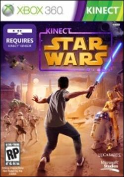 Kinect Star Wars (Xbox 360) by Microsoft Box Art