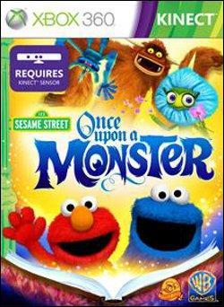 Sesame Street: Once Upon a Monster (Xbox 360) by Warner Bros. Interactive Box Art