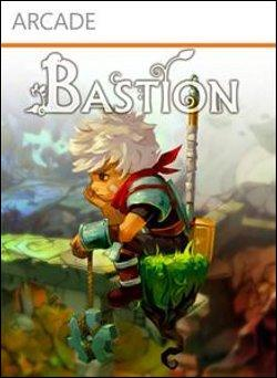 Bastion (Xbox 360 Arcade) by Warner Bros. Interactive Box Art