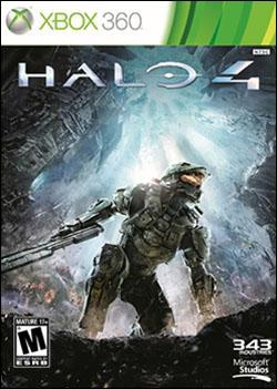Halo 4 (Xbox 360) by Microsoft Box Art