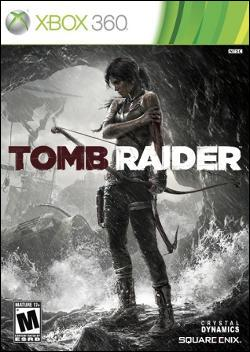 Tomb Raider (Xbox 360) by Square Enix Box Art
