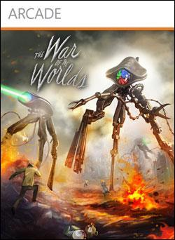 War of the Worlds Box art