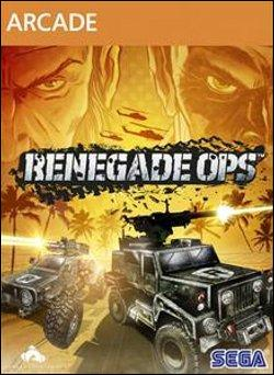 Renegade Ops  (Xbox 360 Arcade) by Microsoft Box Art