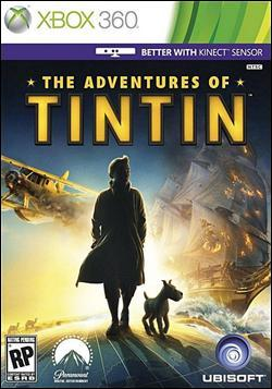 The Adventures of Tin Tin  (Xbox 360) by Ubi Soft Entertainment Box Art