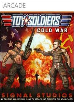 Toy Soldiers: Cold War   (Xbox 360 Arcade) by Microsoft Box Art