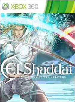 El Shaddai: Ascension of the Metatron (Xbox 360) by Ignition Entertainment Box Art