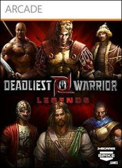 Deadliest Warrior: Legends (Xbox 360 Arcade) by Microsoft Box Art