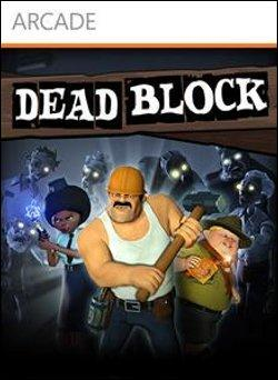 Dead Block (Xbox 360 Arcade) by Microsoft Box Art