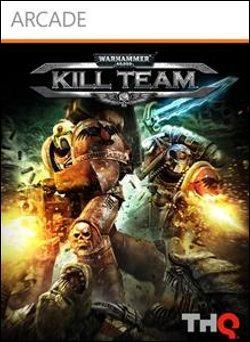 Warhammer 40,000: Kill Team (Xbox 360 Arcade) by Microsoft Box Art