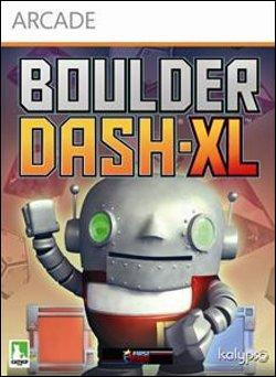 Boulder Dash-XL (Xbox 360 Arcade) by Microsoft Box Art