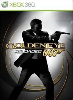 Goldeneye 007: Reloaded  (Xbox 360) by Activision Box Art